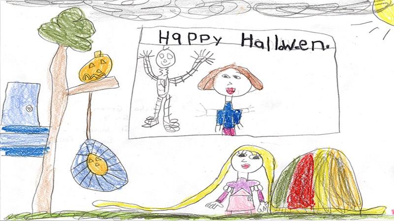 Elisha Green, Grade 3, St. James, Smiths Falls