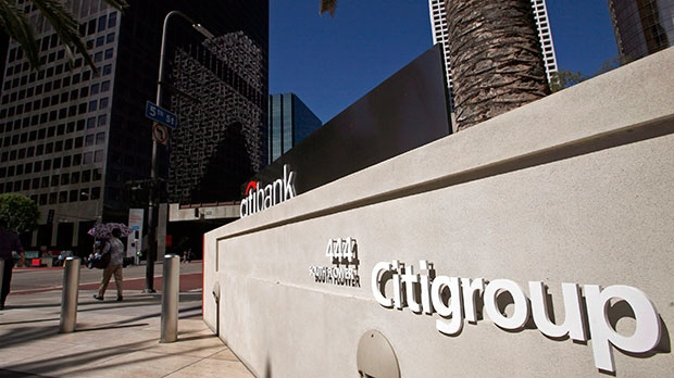 Citigroup fined