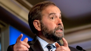 NDP would restore retirement age to 65