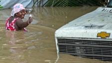 Hurricane Sandy kills 30 in Caribbean