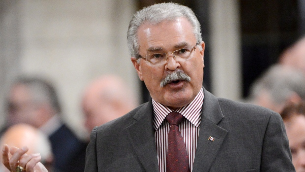 Gerry Ritz says tenderized meat labels discussed