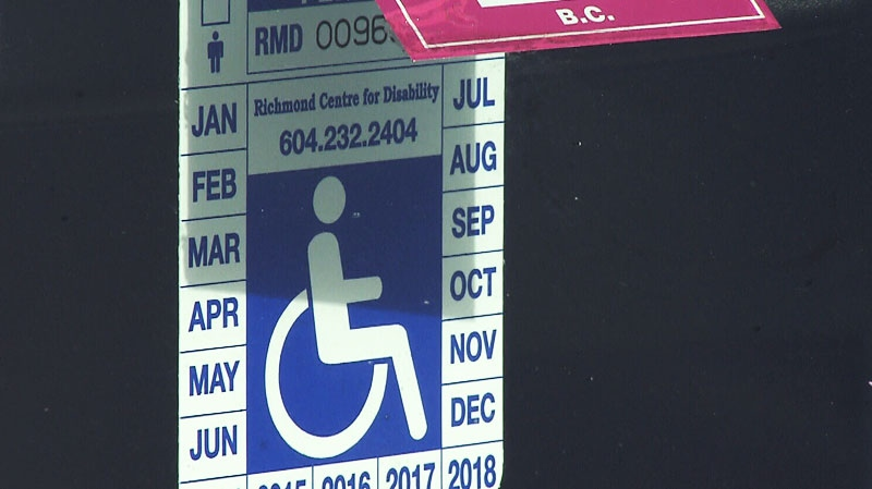 Drivers Abusing Disabled Parking Permits Group Ctv