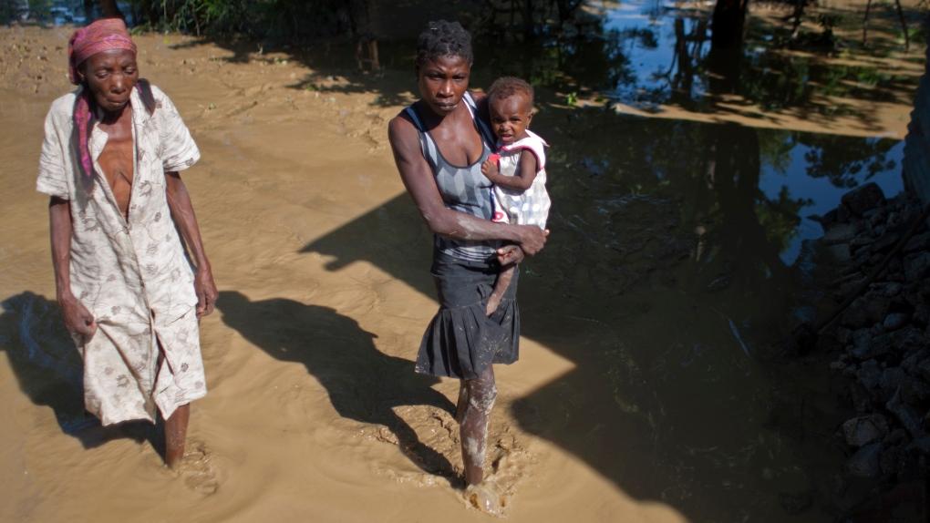 Hurricane Sandy death toll rises in Haiti