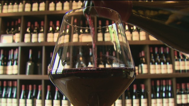 CTV Toronto: Ontario wine prospers this season