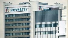 Provinces halt use of Novartis flu shots