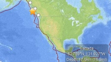 Earthquake B.C.