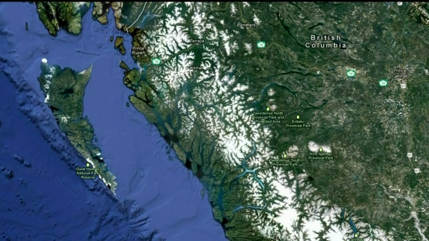 B.C. earthquake