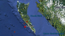 Haida Gwaii earthquake