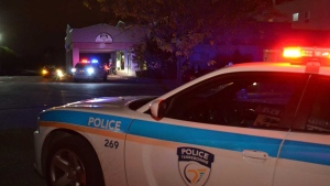 Terrebonne police. (Cosmo Santamaria / CTV Montreal)