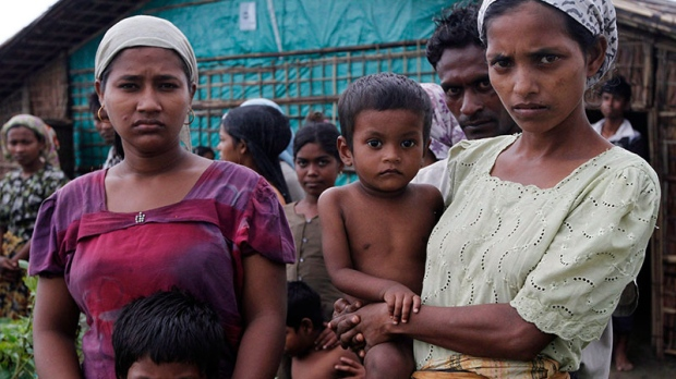 Thousands left displaced after unrest in Myanmar