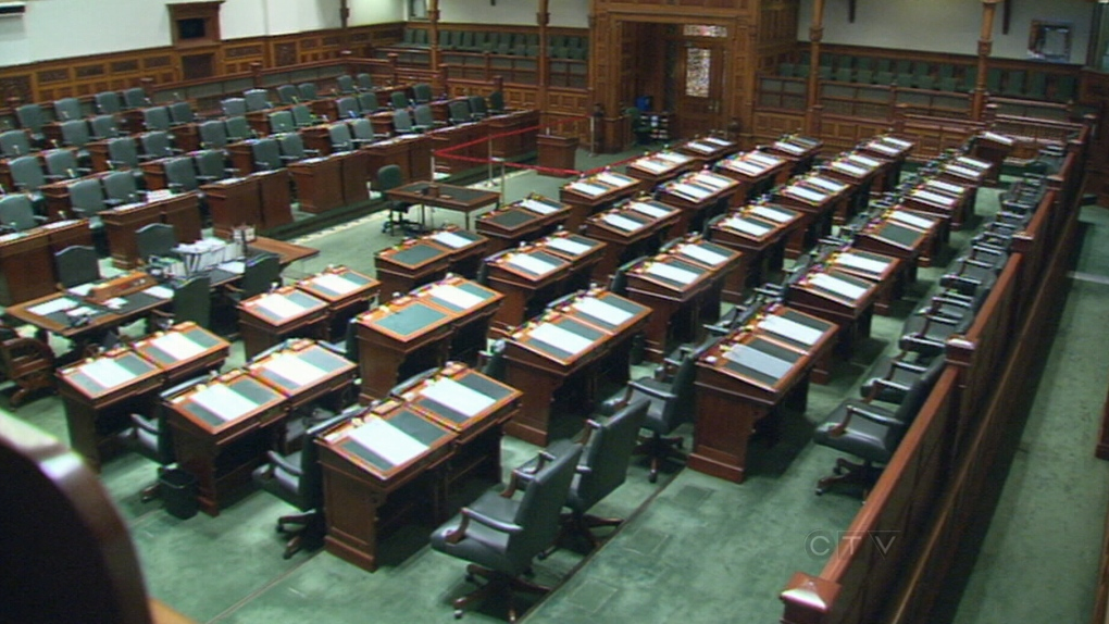 CTV Toronto: Prorogued legislature halts progress