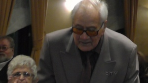 CTV Toronto: War Veteran receives top honour