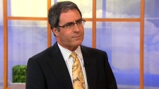 Tim Danson, the lawyer for the French and Mahaffy families, appears on CTV's Canada AM, Friday, Oct. 22, 2010