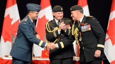 Lawson appointed as military's top commander