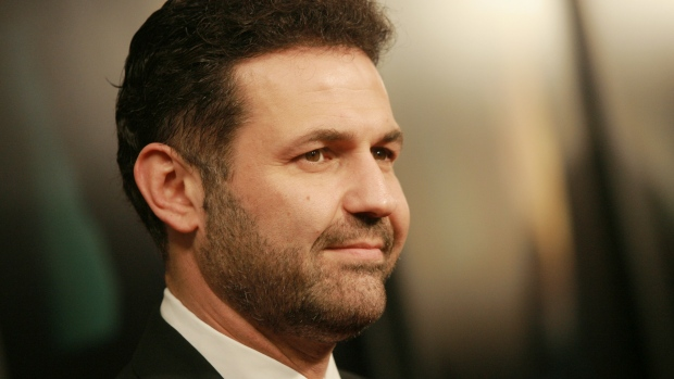 Author Khaled Hosseini attends a premiere in N.Y.