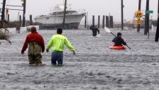 hurricane sady new york flooding east coast