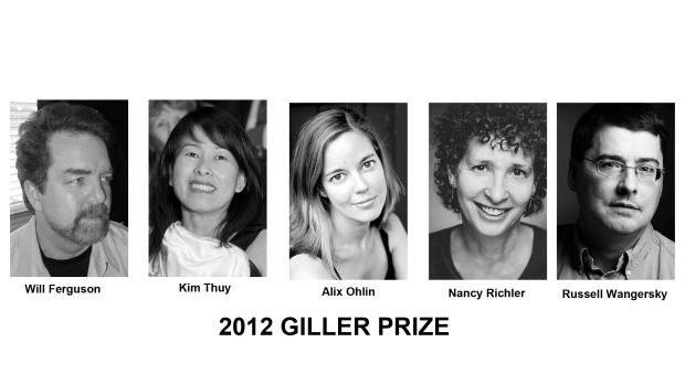 Giller prize