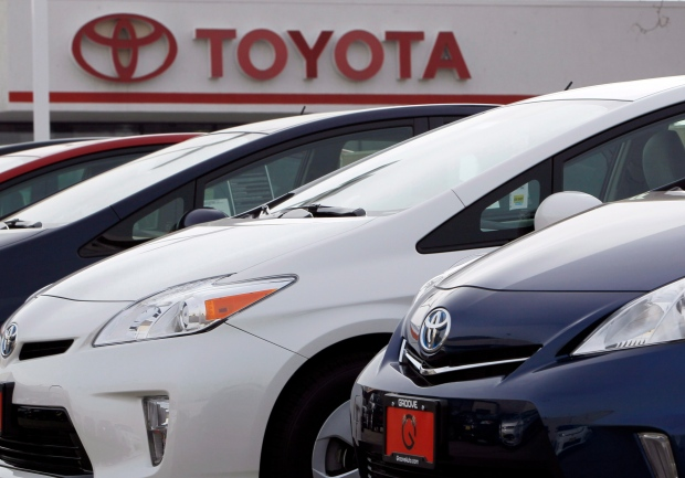 Toyota Prius and Lexus recalled