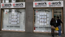 Employment agency in Italy