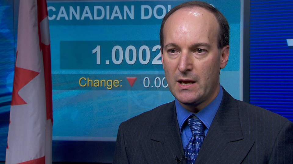 BMO senior economist Doug Porter speaks to CTV News.