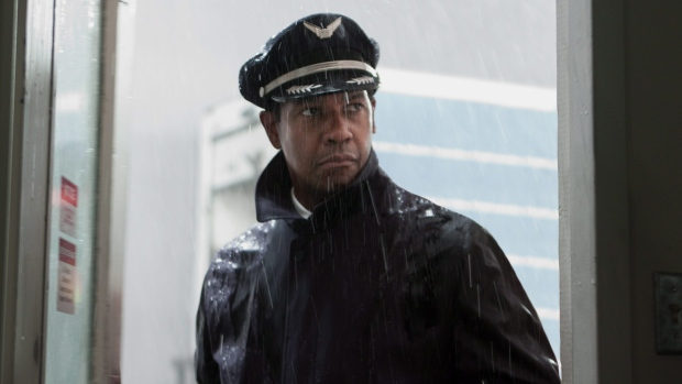 Flight review Denzel Washington