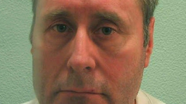 This is an undated handout photo provided by London's Metropolitan Police on Wednesday Jan 21, 2009 of taxi driver John Worboys. (AP Photo/Metropolitan Police/Ho)
