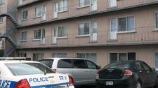 police raid in Quebec