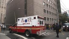 Bellevue Hospital in New York