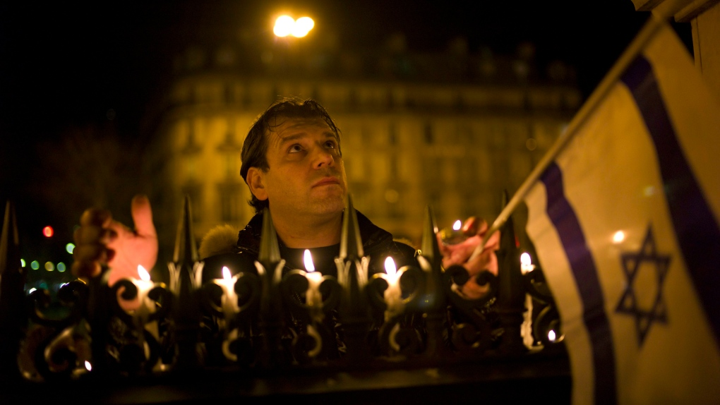 France promises to fight anti-Semitism