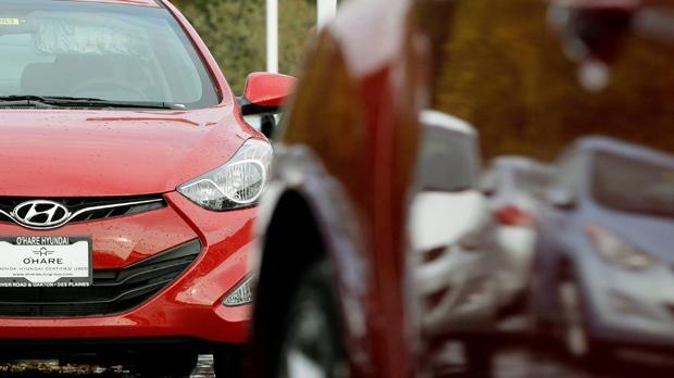 Hyundai Kia inflated gas mileage cars vehicles