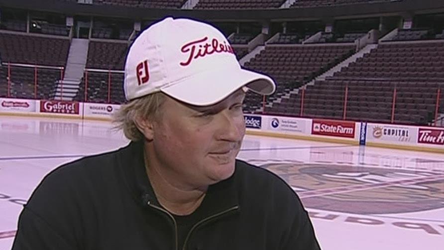CTV Ottawa: Brad Fritsch makes the big leagues
