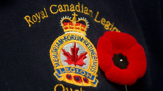 Proper poppy protocol how to wear the symbol of remembrance ctv news poppy mightylinksfo
