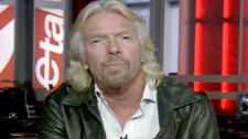 Virgin Group founder Sir Richard Branson on Wednesday, Oct. 27, 2010.