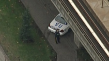 Possible bomb found on Vancouver Skytrain tracks