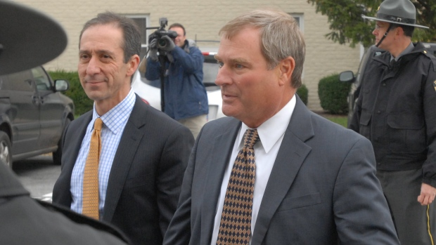 Penn State officials arraigned on new charges
