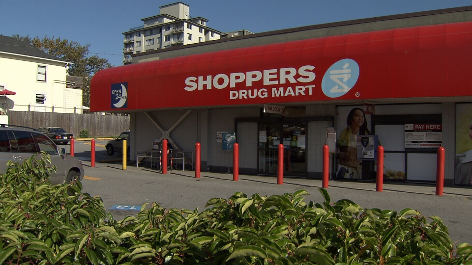 Customers who walk into Shoppers Drug Mart stores across Canada this weekend will no longer hear the faint strains of Christmas music -- at least for now.