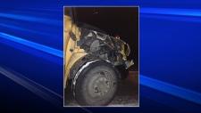 Bus crash, Smoky Lake