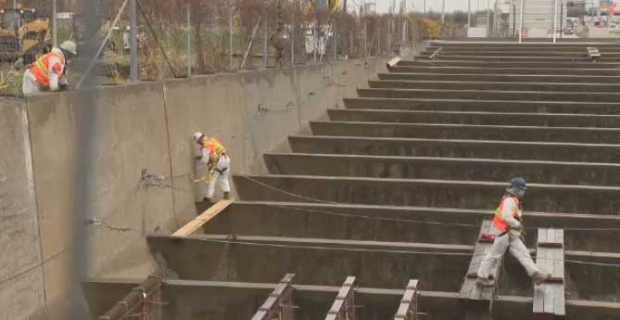 Northbound Lafontaine Tunnel Closed For Major Repairs