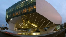 Porsche museum drawing crowds in Germany