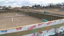 Reston, Manitoba selling out of $10 land