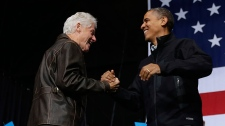 Obama relying on Clinton for cruicial votes