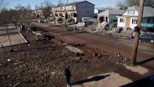 Sandy puts focus back on climate change