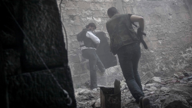 Syrian rebels kill well-known actor