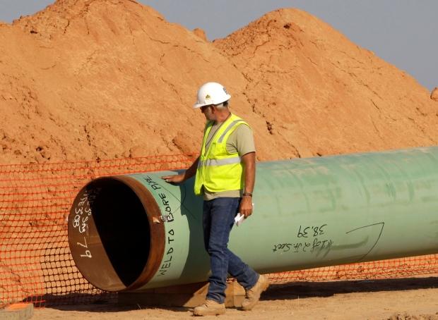 TransCanada Mazatlan Mexico pipeline