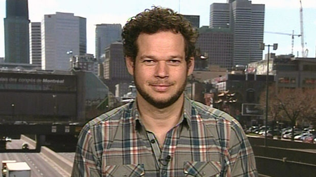 Expedition leader Nicolas Peissel appears on Canada AM, Monday, Nov. 5, 2012.