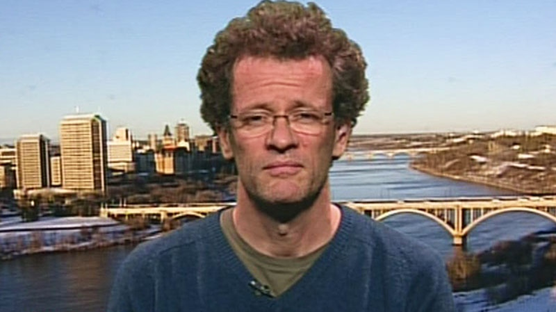 Canadian author Yann Martel speaks with CTV's Power Play on Monday, Nov. 5, 2012.