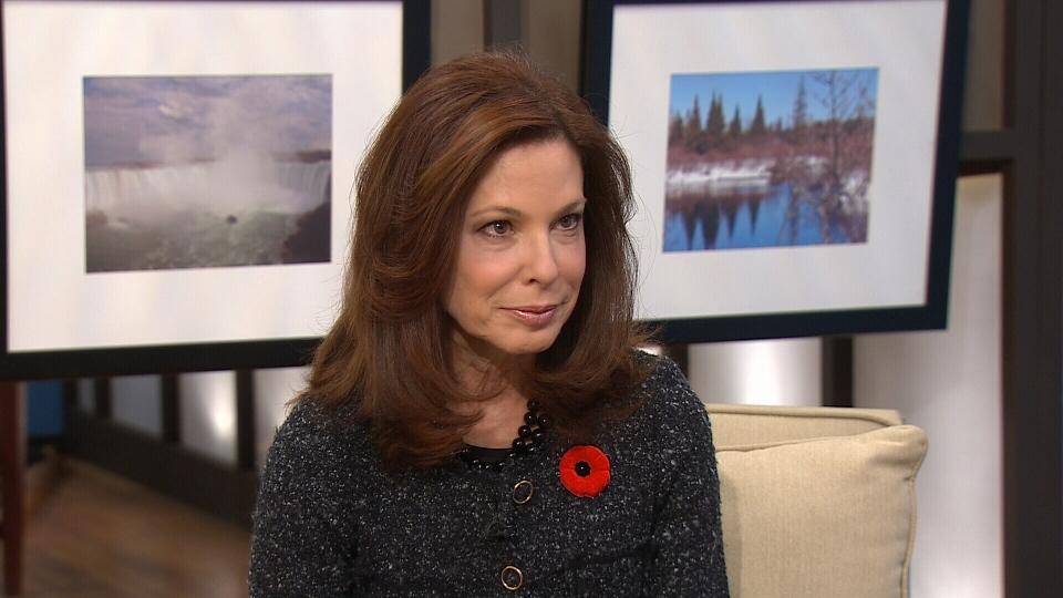 Dr. Marla Shapiro speaks on Canada AM, Tuesday, Nov. 6, 2012.