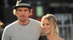 Kristen Bell and Dax Shepard are new parents of a baby girl. (AP / Chris Pizzello)