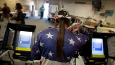 U.S. election polls close