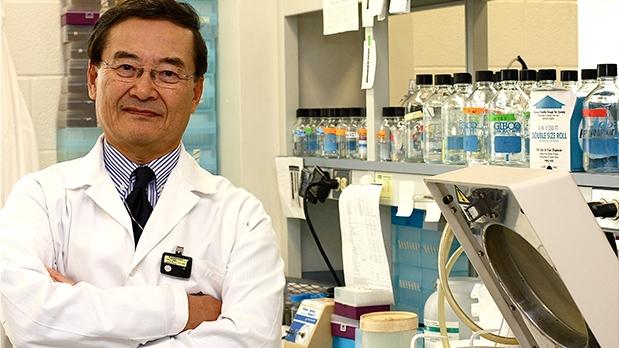 Western's Dr. Chil-Yong Kang